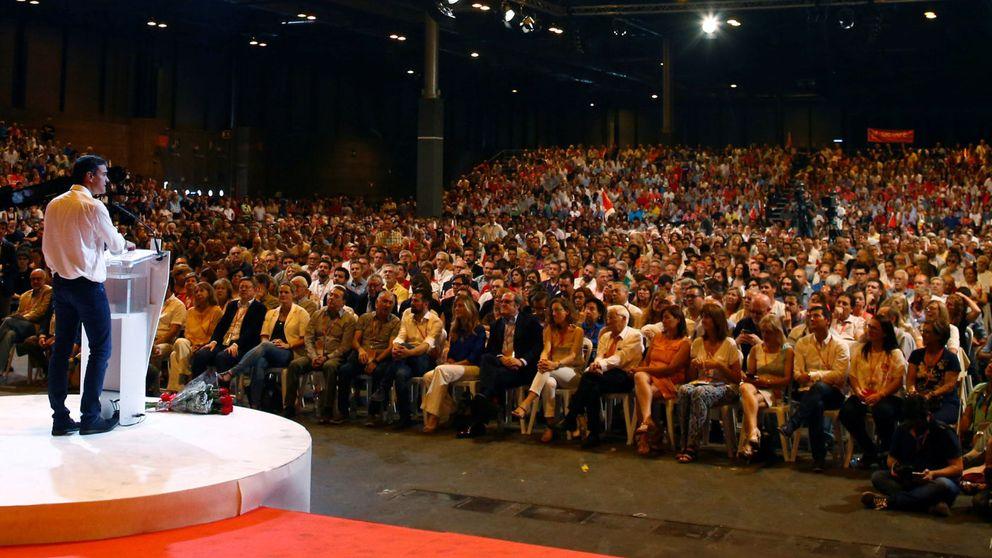 Sánchez, año I: más cerca de Rajoy por Cataluña y estancado en las encuestas