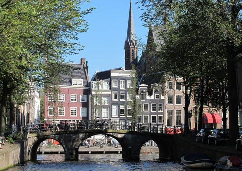 Amsterdam en im genes fotogaler as de ocio for B b ad amsterdam centro