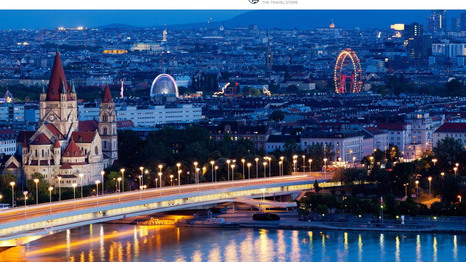 Foto: Panorámica de Viena, la capital de Austria (iStock)