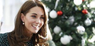 Post de Kate Middleton confirma que los lunares son la moda de este invierno