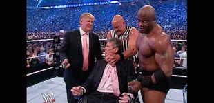 Post de Donald Trump ficha como consejero a Vince McMahon, dueño de la lucha libre