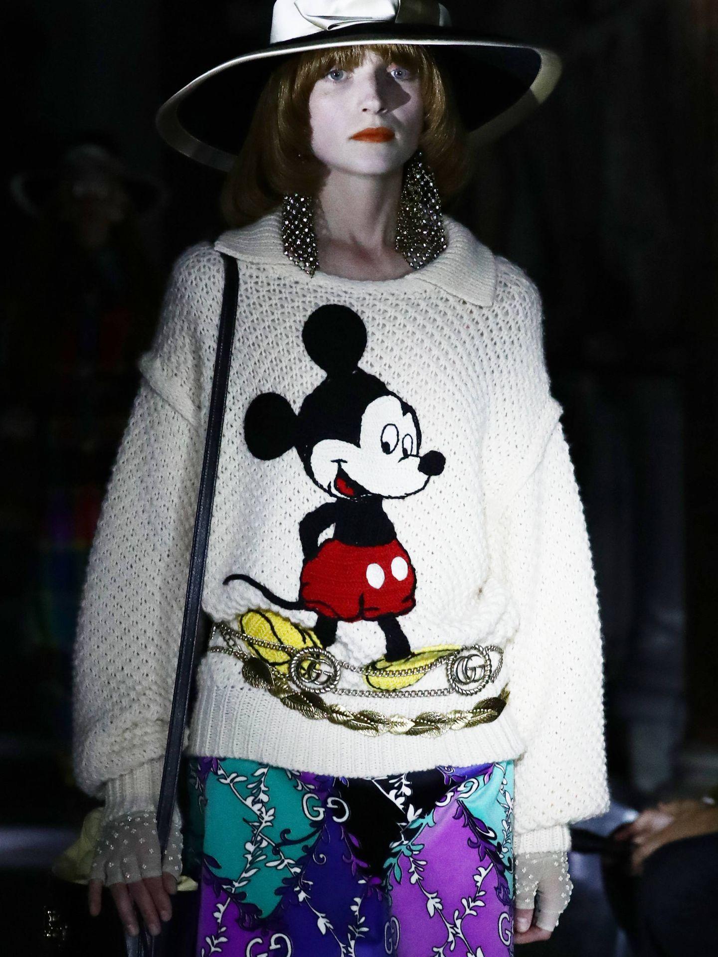 Mickey también. (Getty)