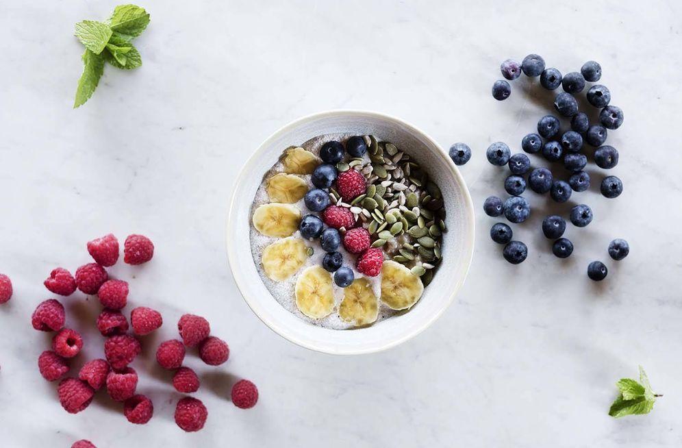 Foto: Hazte un smoothie bowl a tu medida. (Foto: Snaps Fotografía)