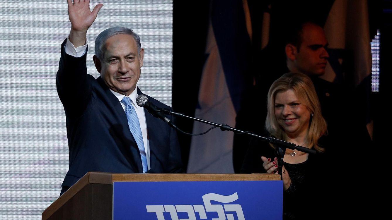 Foto: Netanyahu revalida su victoria en las Elecciones de Israel