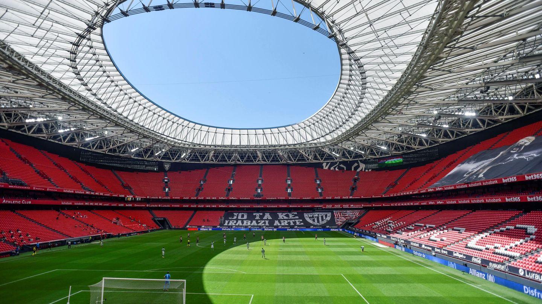 Estadio de San Mamés. (EFE)