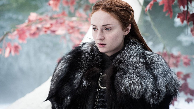 Sophie Turner, como Sansa Stark en 'Juego de tronos'. (HBO)