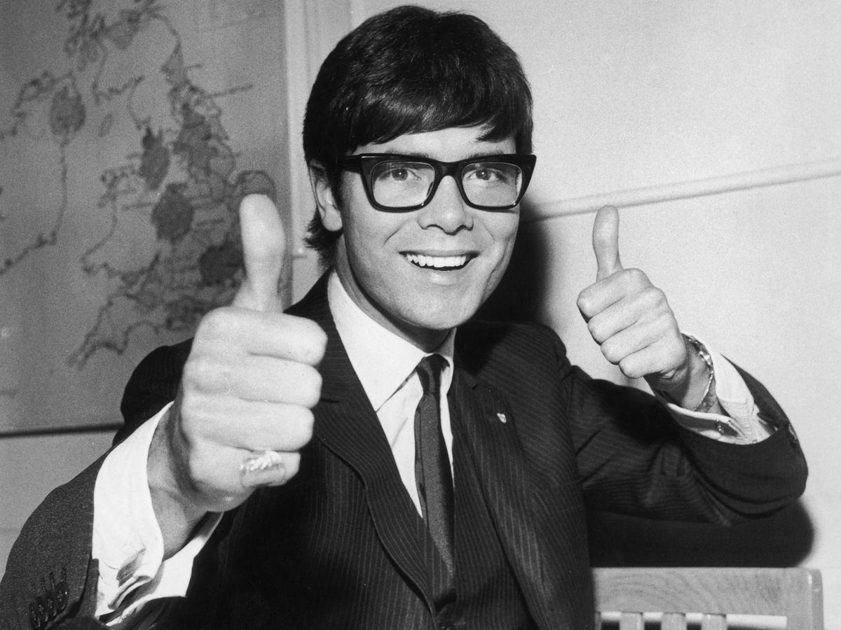 Foto: Cliff Richard, en 1967. (Getty)
