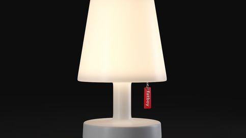 Una lámpara portátil que me llene de luz allá donde vaya