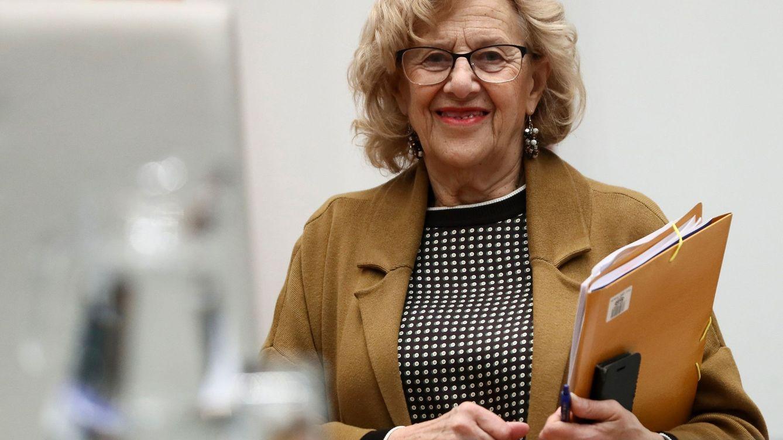 El PSOE difunde un sondeo exprés que muestra la fuerte caída de Carmena y el PP