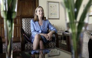 Ana Pastor nombra a su jefa de gabinete como 'número dos' de Adif