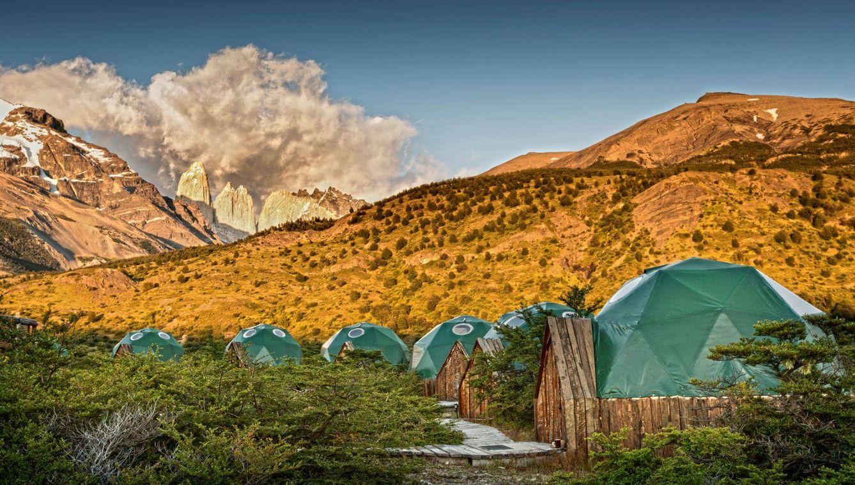 Foto: El EcoCamp Patagonia, en tierras chilenas, es ejemplo de hotel 'natural'