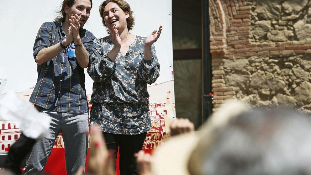 Podemos le disputa de tú a tú la victoria al partido de Artur Mas en Cataluña