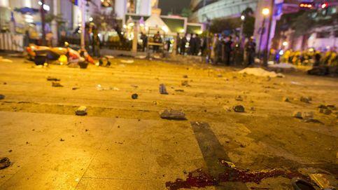 La Policía difunde las fotos del supuesto autor de los atentados de Bangkok