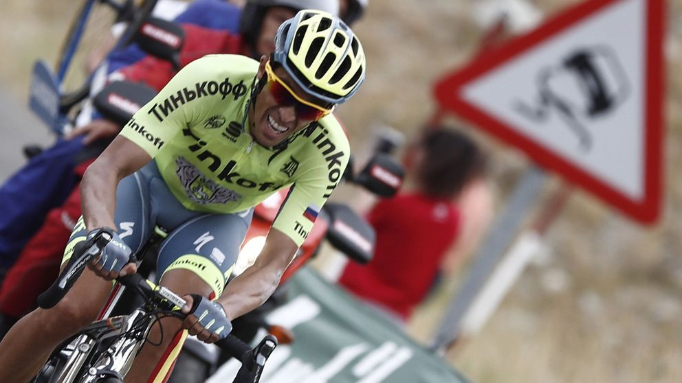Contador, el penúltimo ciclista que aún crea afición, quiere morir matando