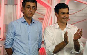Madina cierra filas con Sánchez a cambio de una cuota en su Ejecutiva