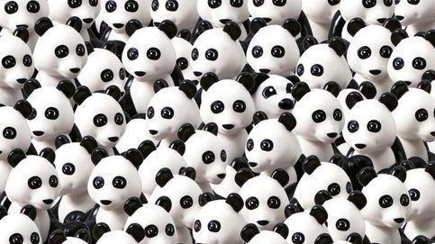 ¿Encuentras el perro entre tanto panda? El reto propuesto por Lego