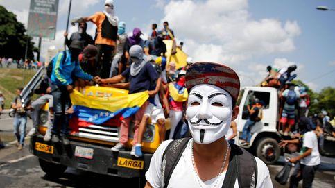Si lo de Venezuela no es una revolución de colores, se le parece bastante