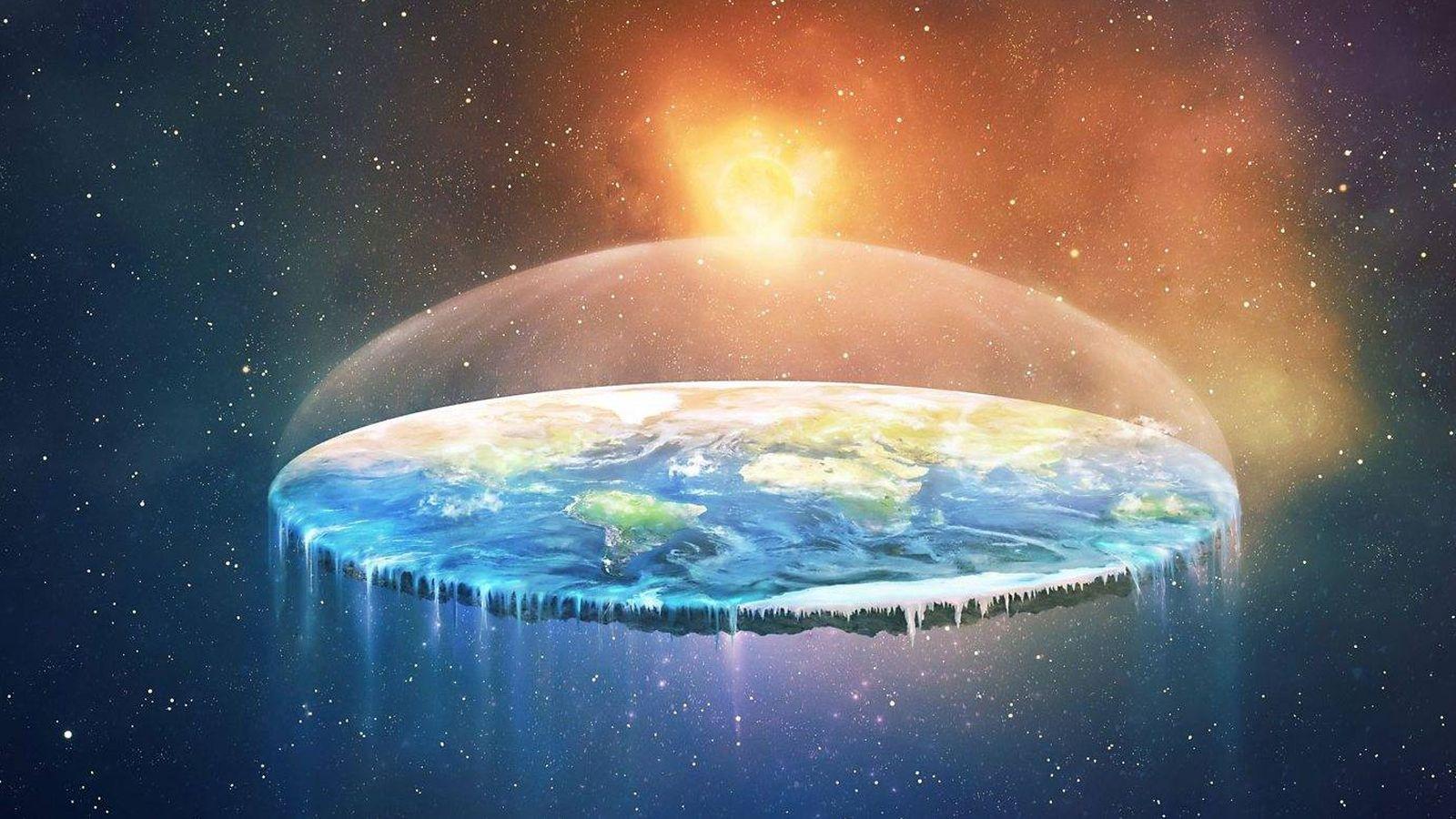 Batalla en la red sobre el terraplanismo: los argumentos que desmontan  (again) el bulo