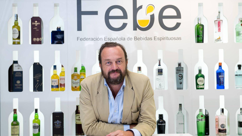 Bosco Torremocha, director ejecutivo de la Federación Española de Bebidas Espirituosas. (D. G. Mata)