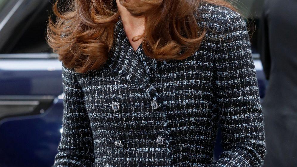 Foto: La duquesa de Cambridge en su último acto. (Reuters)