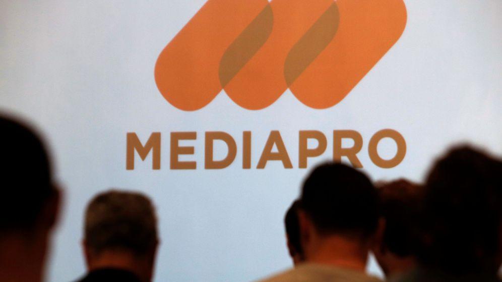 Foto: Rueda de prensa de Mediapro (Fotografía de archivo)