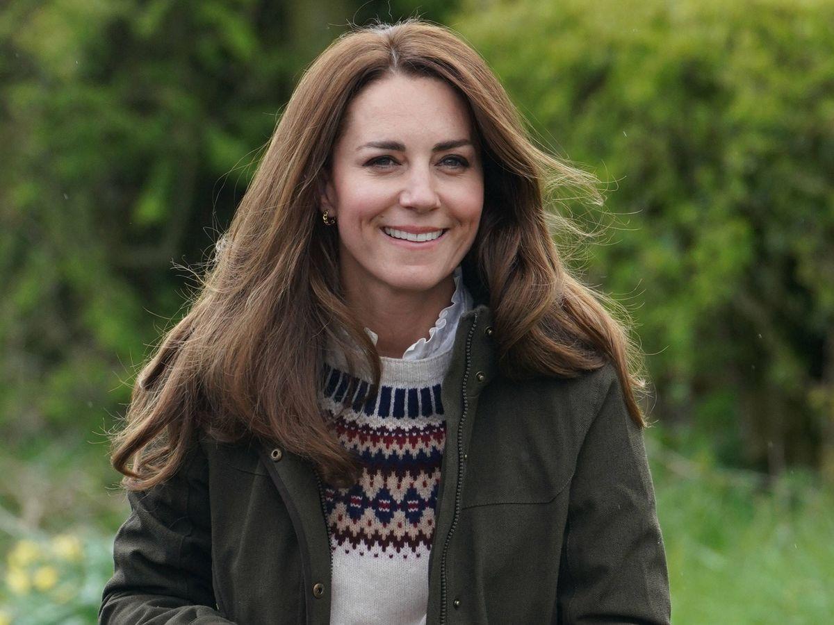 Foto: El truco de Kate Middleton para ahorrar. (Getty)