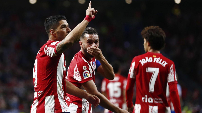 Luis Suárez no falló. (Reuters)