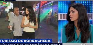 Post de Una reportera de 'Espejo Público', acosada mientras trabajaba en Benidorm