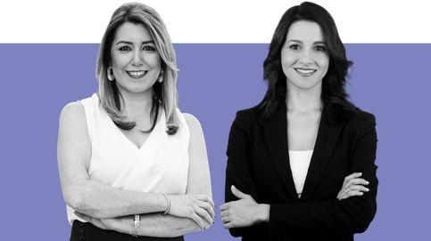 Inés Arrimadas, Susana Díaz, Manuela Carmena, Ana Pastor... Qué dicen las políticas
