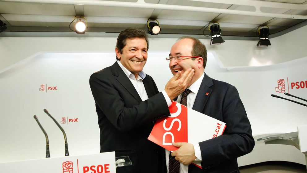El PSOE insta al Gobierno a que actúe contra la ruptura de la ley en Cataluña