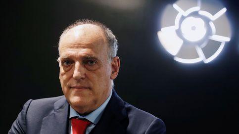 Tebas y LaLiga responden a la Superliga: Es una competición secesionista y elitista