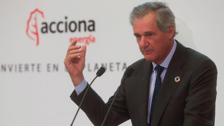 Los Entrecanales venden otro 2,25% de Acciona Energía tras la fuerte subida en bolsa
