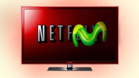 Netflix llega a Movistar, pero vas a tener que pagar 20 euros extra si quieres verlo
