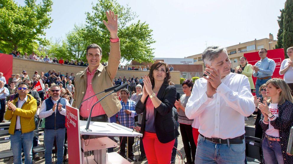 Sánchez equipara a Rivera e Iglesias por sus vetos: el único cambio es el PSOE