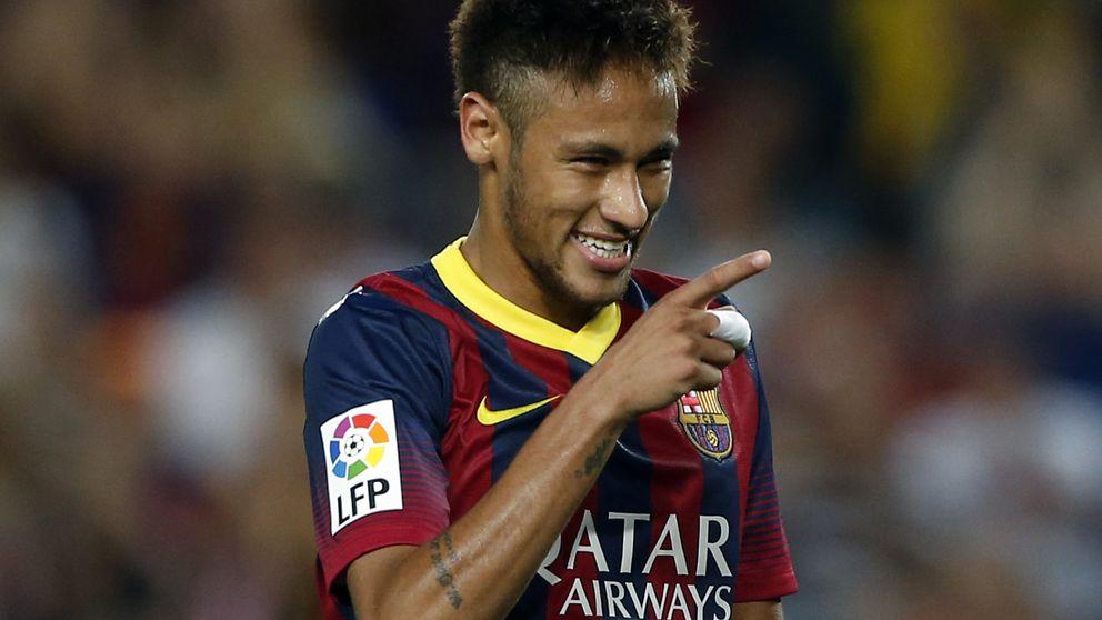 Neymar 'presiona' al Tata por brillar en la intocable posición de Messi