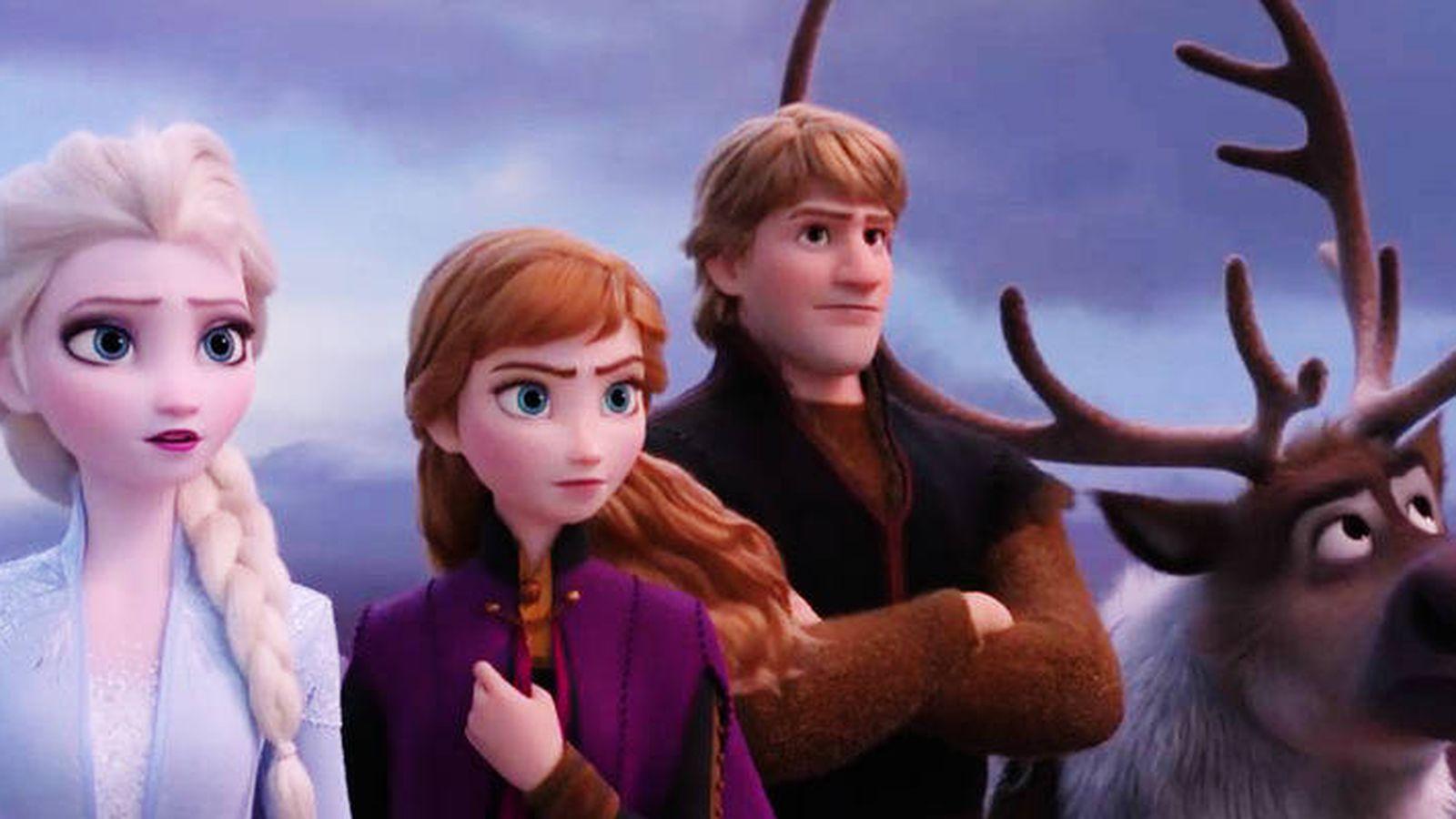 Foto: Imagen de 'Frozen 2'