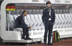 Una Alemania limitada: sólo 9 de los 23 campeones estarán en Vigo