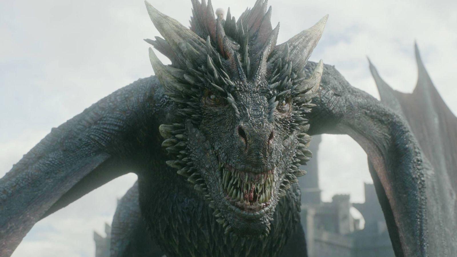 Juego de tronos: la historia del cuarto dragón encontrado por Euron ...