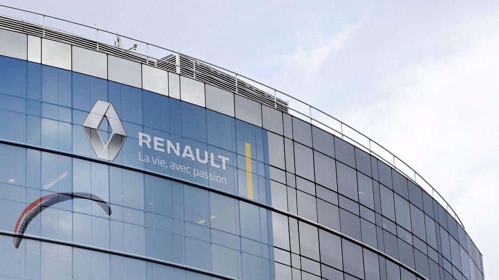 Foto: Sede de Renault en Boulogne Billancourt, cerca de París. / EFE
