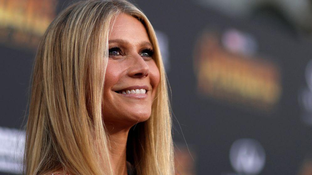Foto: Gwyneth Paltrow, en la premiere de 'Los Vengadores: Infinity War' (Reuters)