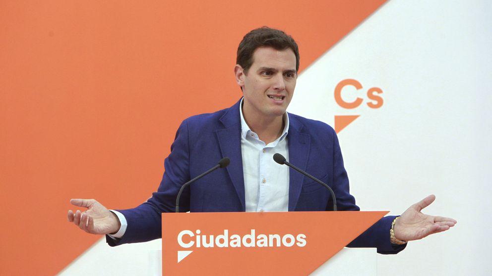Albert Rivera: El PSOE ha decidido 'podemizarse' y copiar todos sus errores