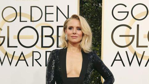 El detalle del look de Kristen Bell en los Globos de Oro que ha triunfado en las redes
