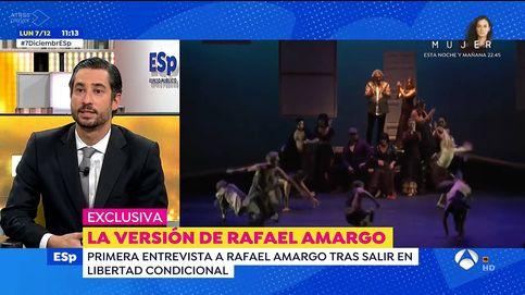 Engañaron a la audiencia: 'Bofetón' del abogado de Rafael Amargo a 'Sálvame'… desde el plató de 'Espejo Público'