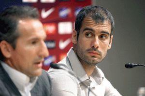 Foto: Begiristain: Quien venga al Barça tendrá que adaptarse a una forma de jugar