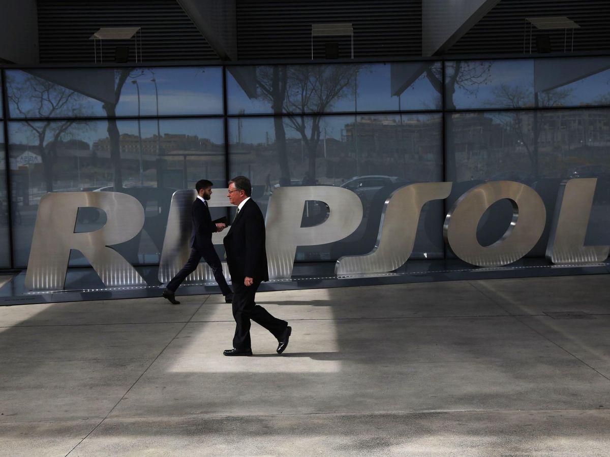 Foto: Sede de Repsol en Madrid. (Reuters)