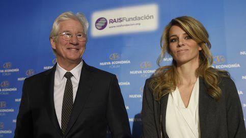Richard Gere y Alejandra Silva, invierno en Madrid a la sombra de los paparazzi