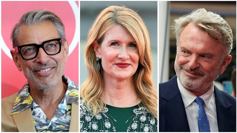 Regreso a los orígenes: Jeff Goldblum, Laura Dern y Sam Neill estarán en 'Jurassic World 3'
