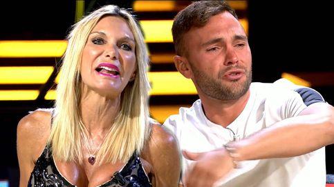 Cristian Suescun rompe a llorar tras el tremendo revés de Yola en 'La casa fuerte'