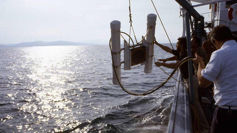 Una de las campañas oceanográficas realizadas para investigar el Estrecho. (SECEGSA)