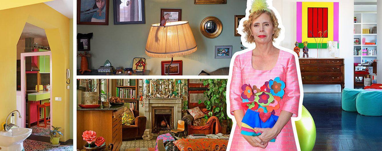 Foto: 'Madrid interior' recoge las fotografías de las casas de Agatha Ruiz de la Prada o Ouka Leele, entre otros (Asier Rua y Gtres)